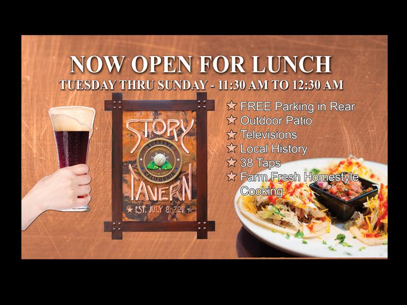 Story Tavern Burbank