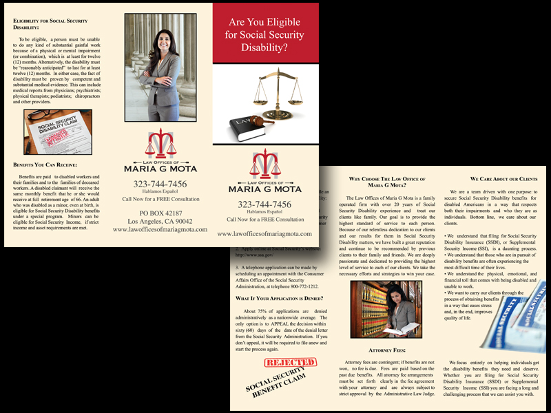 Law Offices of Maria G Mota