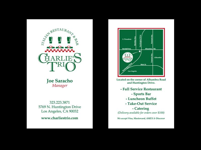 Business cards zuwerks charlies trio colourmoves