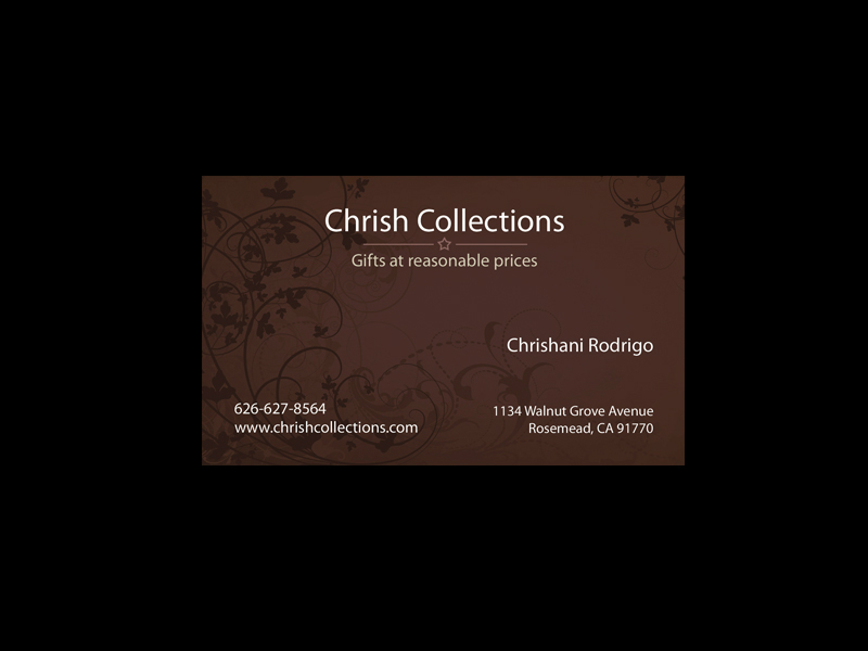 Chrish Collections