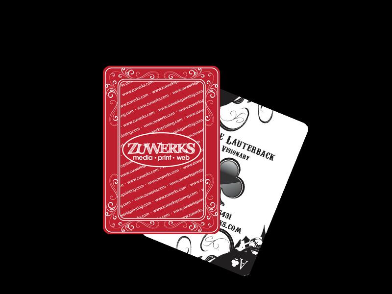 Zuwerks Playing Card
