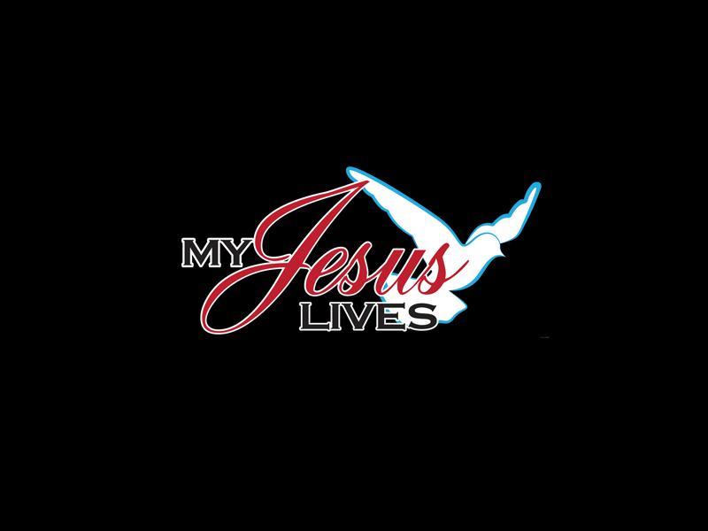My Jesus Lives Logo