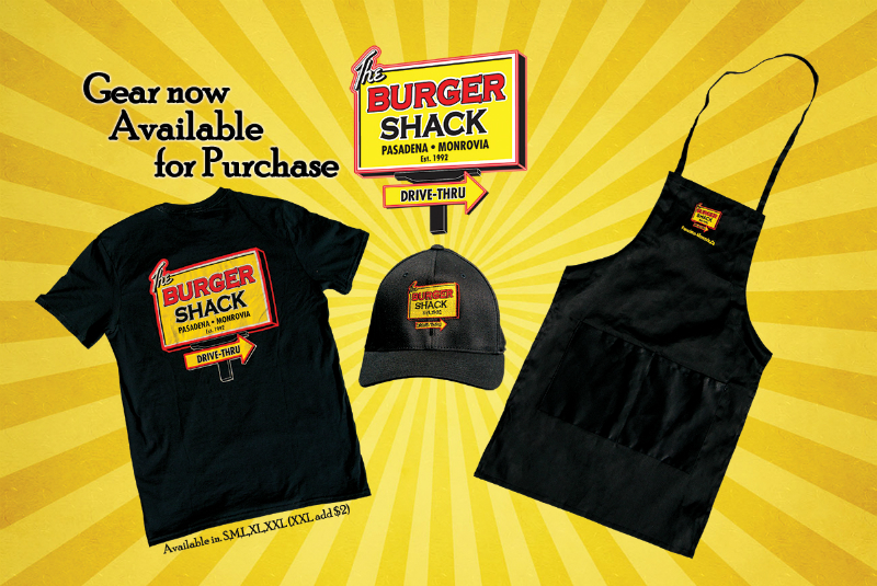 The Burger Shack Gear Poster