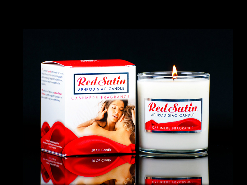red-satin-candle