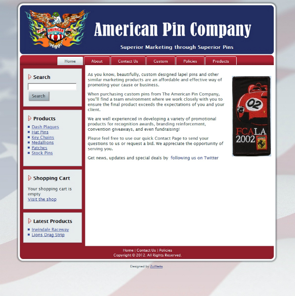 American Pin Co