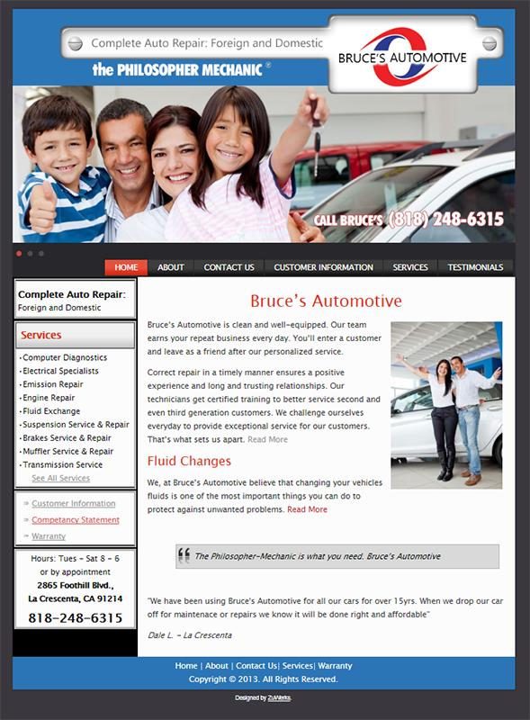 Bruces Automotive