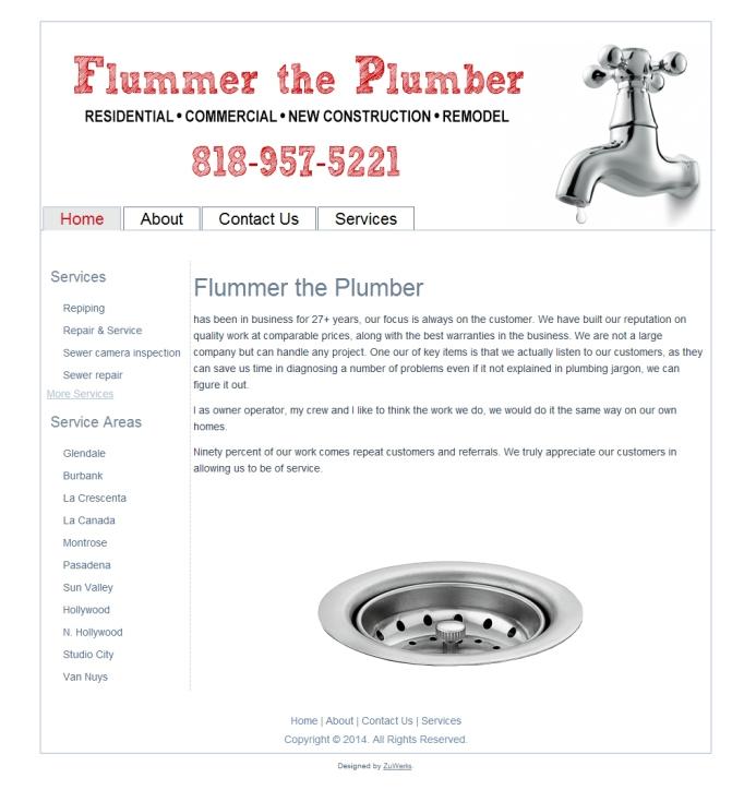 Flummer the Plumber