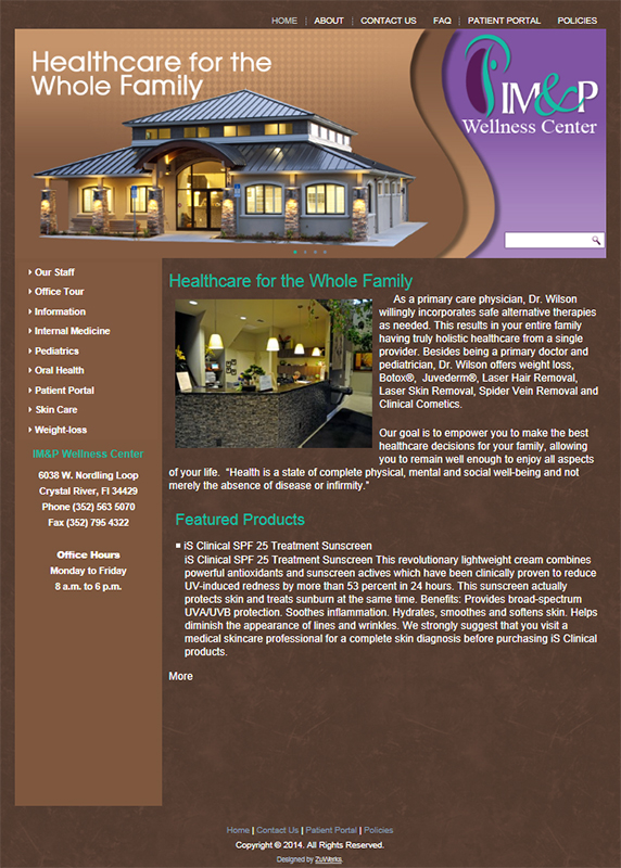 IM&P Wellness Center