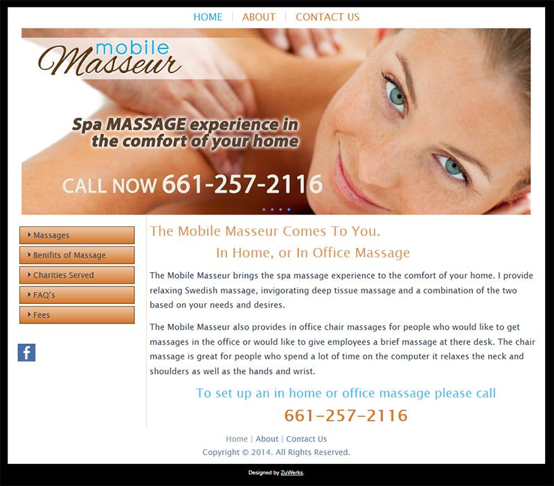 Mobile Masseur