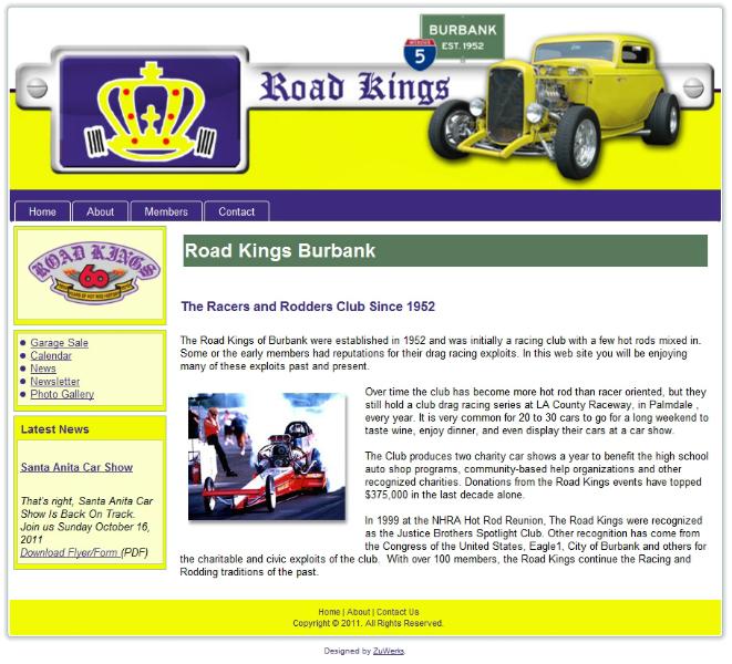 Road Kings Burbank