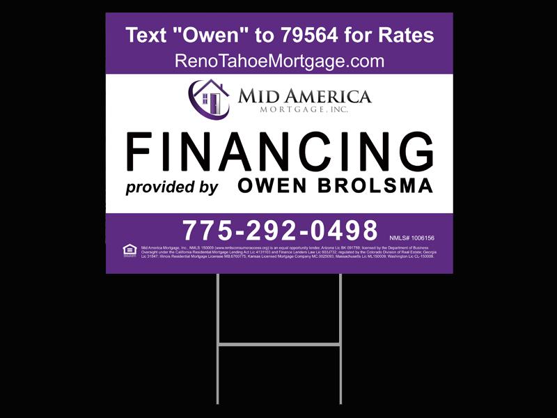 Mid America Mortgage Reno