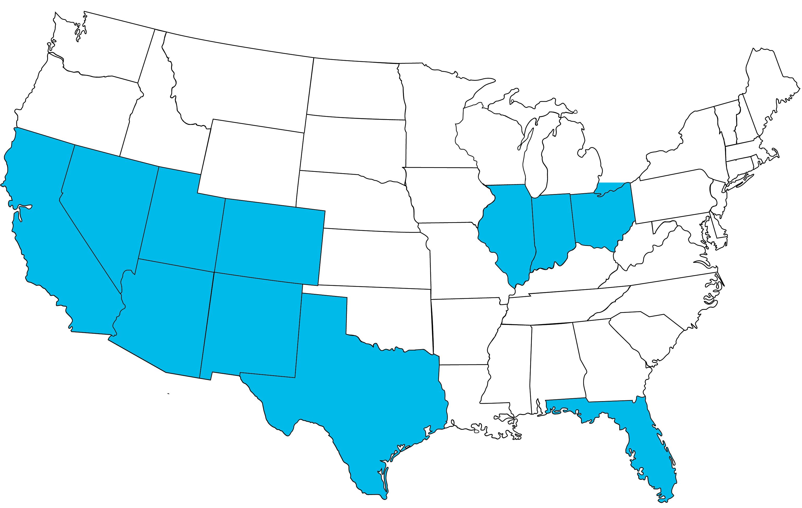 ZuWerks Service Map